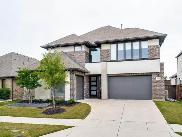 2855 Kettle Creek Drive, Frisco, TX 75034 (MLS #14572880) :: The Kimberly Davis Group