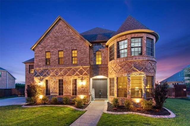 3062 N Grand Peninsula Drive, Grand Prairie, TX 75054 (MLS #14572890) :: Rafter H Realty