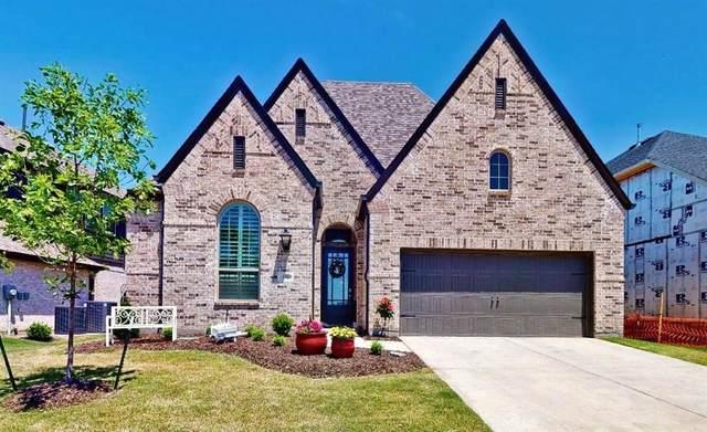 9316 Violet Drive, Lantana, TX 76226 (MLS #14572919) :: Craig Properties Group