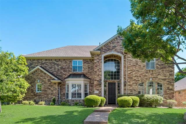 6420 Castlemere Drive, Plano, TX 75093 (MLS #14572964) :: Front Real Estate Co.