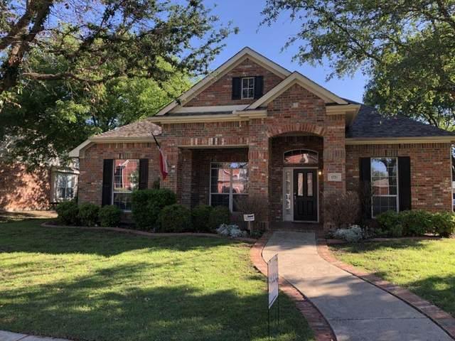 1721 Long Prairie Road, Allen, TX 75002 (MLS #14572970) :: Frankie Arthur Real Estate