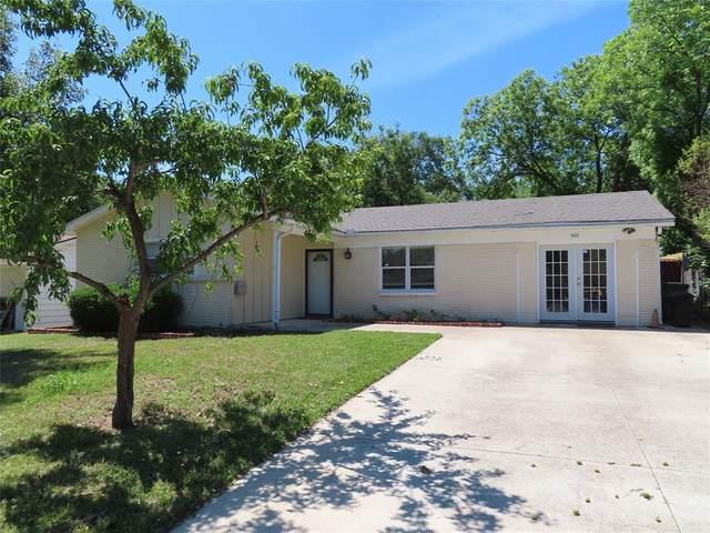 502 E Lavender Lane, Arlington, TX 76010 (MLS #14572985) :: EXIT Realty Elite