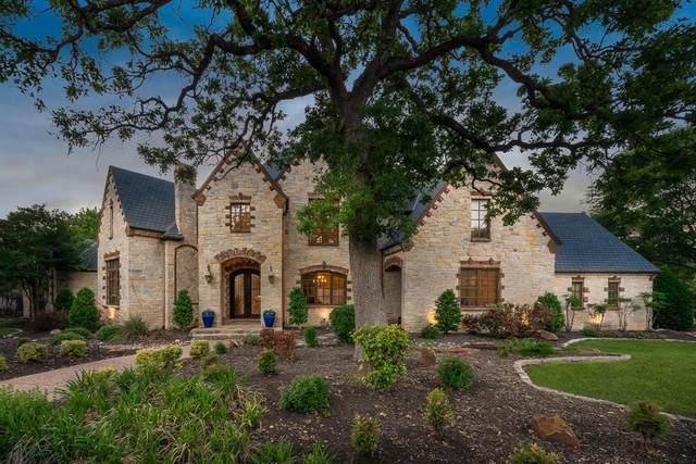 1712 Buckingham Drive, Keller, TX 76262 (MLS #14572996) :: The Hornburg Real Estate Group