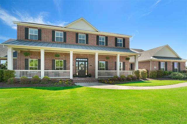 741 Whispering Way, Prosper, TX 75078 (MLS #14573006) :: Real Estate By Design