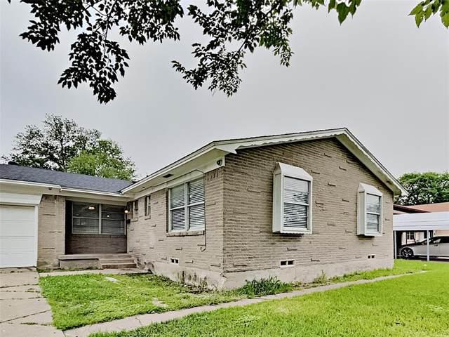 609 Aspen Street, Lancaster, TX 75134 (MLS #14573016) :: The Tierny Jordan Network