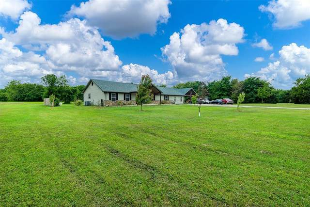 8550 County Road 4093, Kaufman, TX 75158 (MLS #14573032) :: Trinity Premier Properties