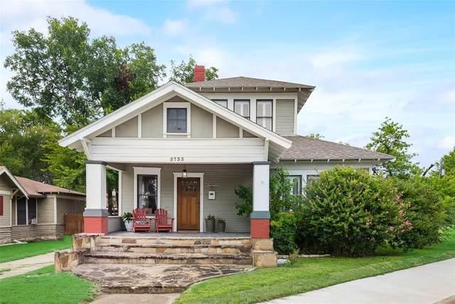 5733 Victor Street, Dallas, TX 75214 (MLS #14573047) :: Frankie Arthur Real Estate