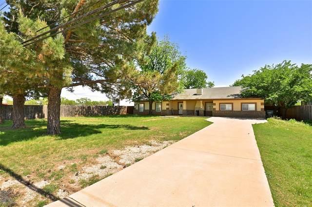 4533 Curry Lane, Abilene, TX 79606 (MLS #14573054) :: Trinity Premier Properties