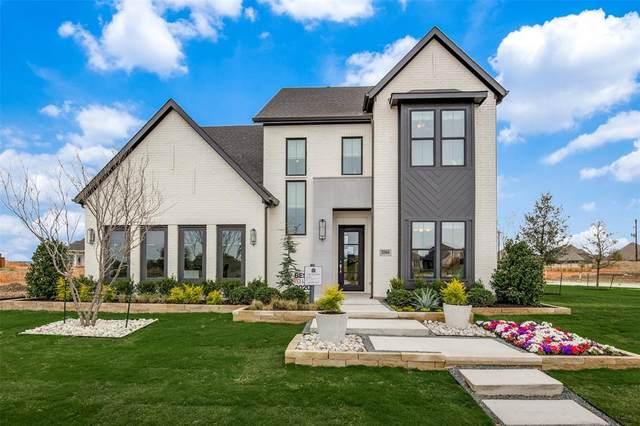 3780 Roundtree Drive, Prosper, TX 76226 (MLS #14573056) :: The Mauelshagen Group