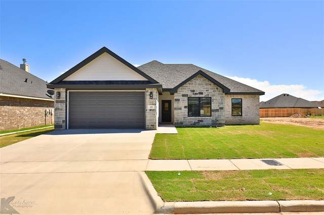 325 Bella Way, Abilene, TX 79602 (MLS #14573057) :: All Cities USA Realty