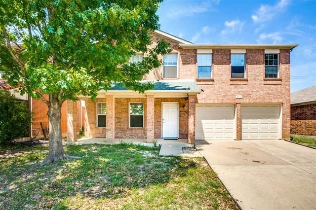 816 Big Sky Lane, Saginaw, TX 76131 (MLS #14573058) :: The Rhodes Team