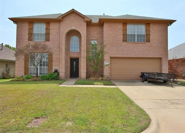 3777 Regency Circle, Fort Worth, TX 76137 (MLS #14573062) :: Craig Properties Group