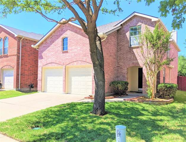 10108 Benwick Drive, Mckinney, TX 75072 (MLS #14573073) :: All Cities USA Realty
