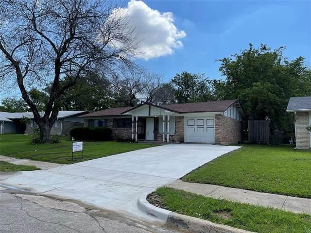 3022 Steven, Irving, TX 75062 (MLS #14573086) :: Real Estate By Design