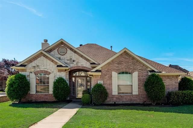 102 Honeysuckle Drive, Justin, TX 76247 (MLS #14573093) :: Frankie Arthur Real Estate