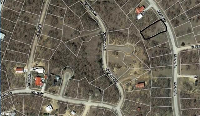 351 Nocona Drive, Nocona, TX 76255 (MLS #14573098) :: Team Tiller