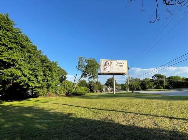 1402 N Kaufman Street, Ennis, TX 75119 (MLS #14573102) :: Robbins Real Estate Group