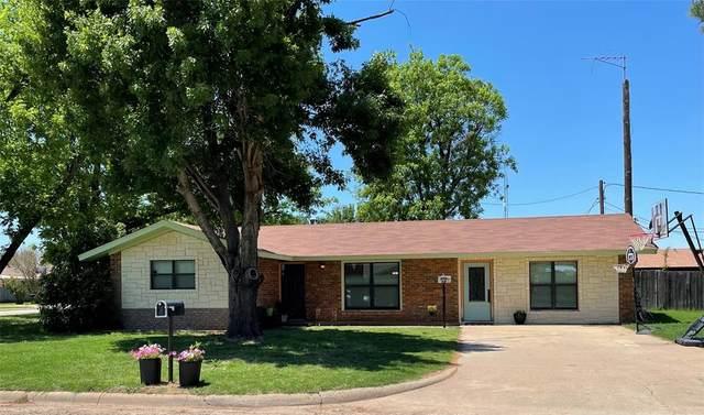 1203 Lawn, Seymour, TX 76380 (MLS #14573104) :: The Heyl Group at Keller Williams