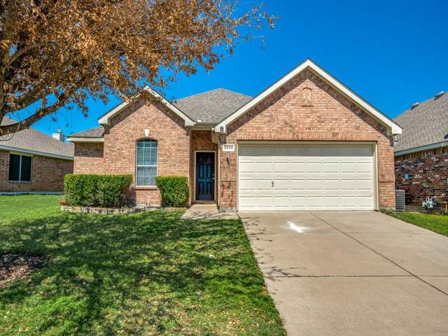 2844 Saddlebred Trail, Celina, TX 75009 (MLS #14573108) :: All Cities USA Realty