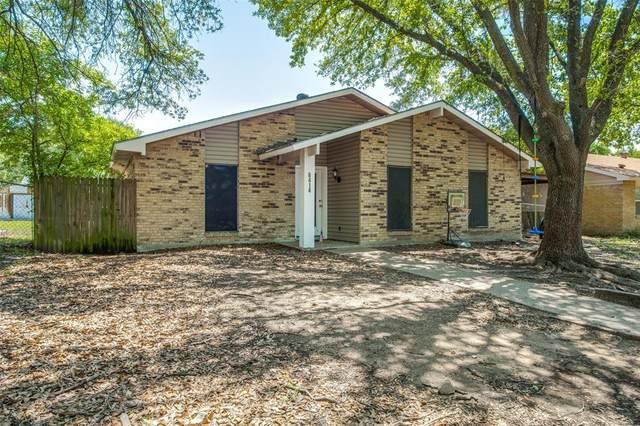 6414 Casa Vista Drive, Garland, TX 75043 (MLS #14573109) :: Real Estate By Design