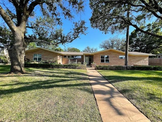 1307 Park Drive, Cisco, TX 76437 (MLS #14573111) :: RE/MAX Landmark