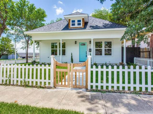 2605 May Street, Fort Worth, TX 76110 (MLS #14573127) :: 1st Choice Realty