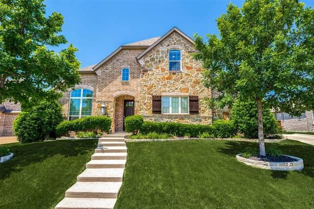 900 Hawthorn Drive, Prosper, TX 75078 (MLS #14573137) :: ACR- ANN CARR REALTORS®