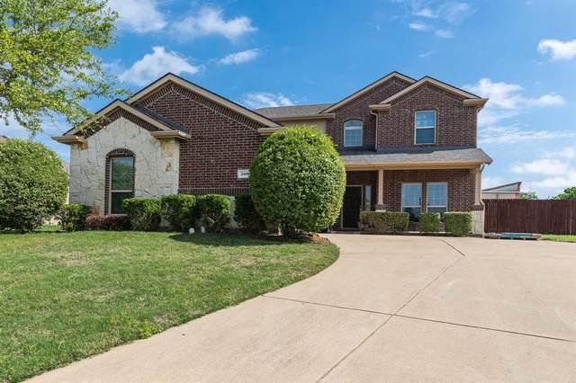 700 Westgate Court, Anna, TX 75409 (MLS #14573146) :: Real Estate By Design