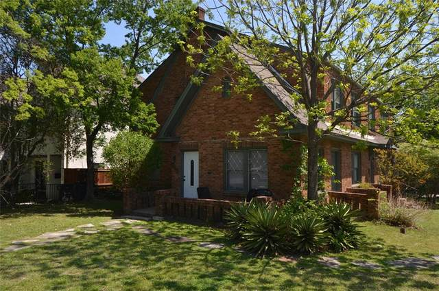 515 Monticello Drive, Fort Worth, TX 76107 (MLS #14573147) :: Frankie Arthur Real Estate