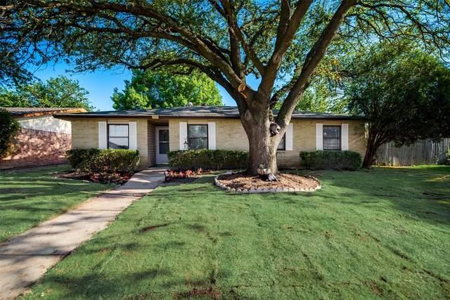5116 Avery Lane, The Colony, TX 75056 (MLS #14573148) :: ACR- ANN CARR REALTORS®