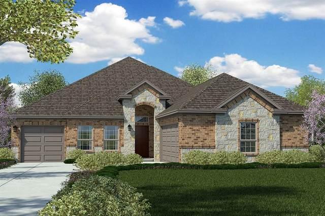 4001 Thicket Way, Midlothian, TX 76065 (MLS #14573153) :: Frankie Arthur Real Estate