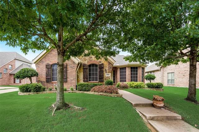 1018 Pheasant Lane, Forney, TX 75126 (#14573165) :: Homes By Lainie Real Estate Group