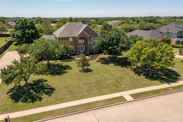 508 Llano Lane, Sunnyvale, TX 75182 (MLS #14573185) :: Premier Properties Group of Keller Williams Realty