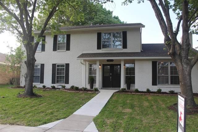 1213 Mayapple Drive, Garland, TX 75043 (MLS #14573187) :: The Chad Smith Team
