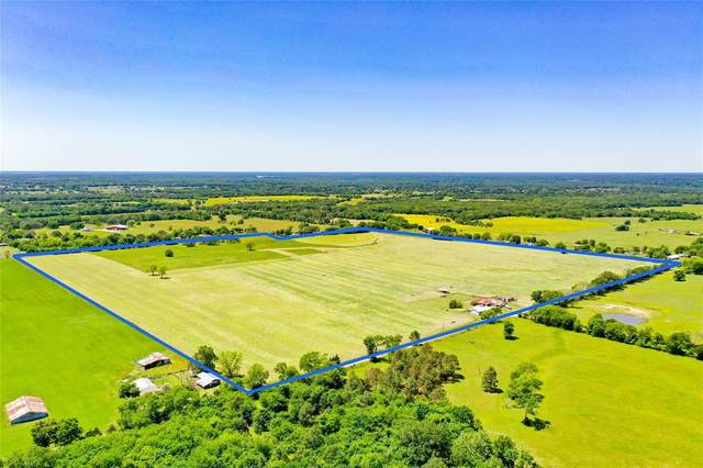 1984 County Road 1444, Sulphur Springs, TX 75482 (MLS #14573214) :: Team Tiller