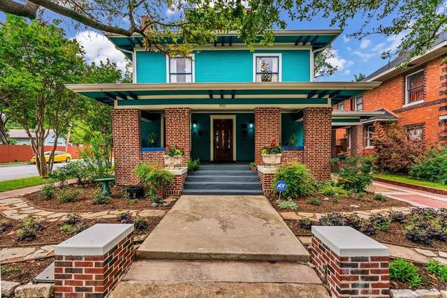 1901 Alston Avenue, Fort Worth, TX 76110 (MLS #14573217) :: 1st Choice Realty
