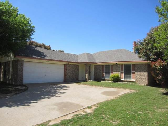 2516 Echo Point Drive, Fort Worth, TX 76123 (MLS #14573219) :: The Chad Smith Team