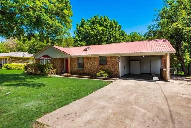 273 W San Antonio Street, Van Alstyne, TX 75495 (MLS #14573232) :: Trinity Premier Properties