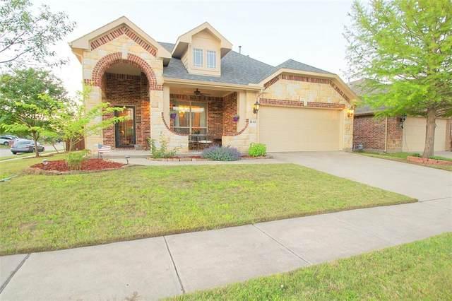 1144 Ainsworth Drive, Anna, TX 75409 (MLS #14573242) :: ACR- ANN CARR REALTORS®