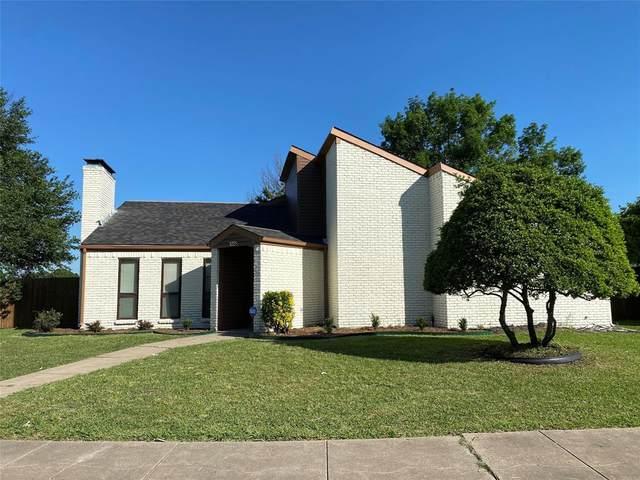 1228 Columbine Drive, Garland, TX 75043 (MLS #14573246) :: ACR- ANN CARR REALTORS®