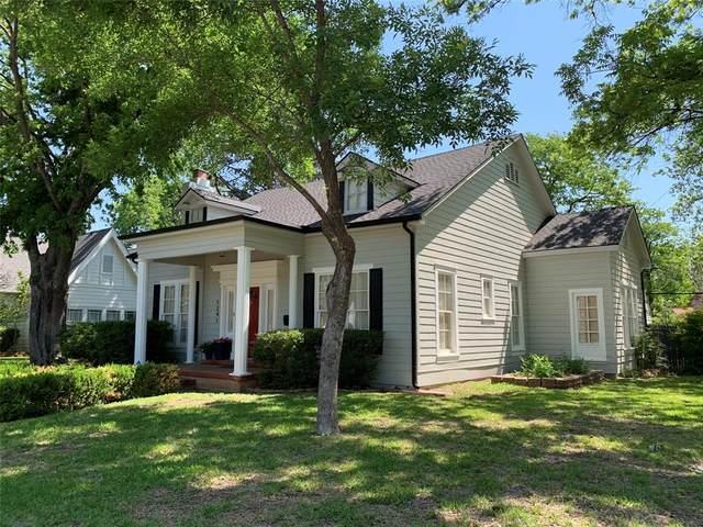 1241 Sayles Boulevard, Abilene, TX 79605 (MLS #14573250) :: RE/MAX Landmark