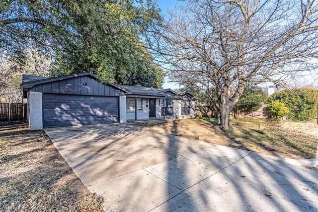 6745 Oliver Drive, North Richland Hills, TX 76180 (MLS #14573253) :: ACR- ANN CARR REALTORS®