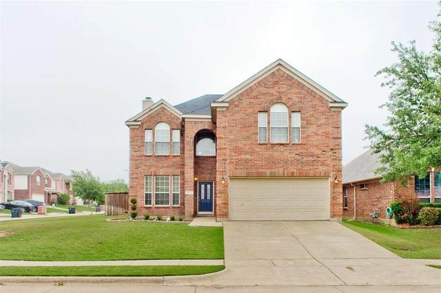 10016 Channing Road, Fort Worth, TX 76244 (MLS #14573266) :: All Cities USA Realty