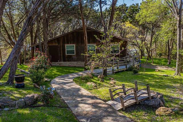 1107 Laguna Vista Drive, Granbury, TX 76048 (MLS #14573286) :: The Mauelshagen Group