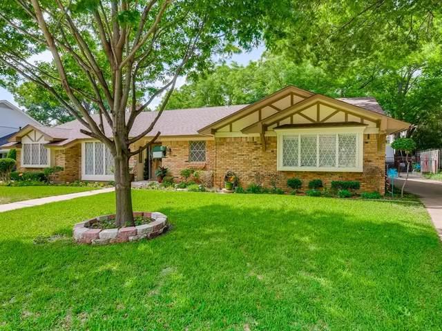 4017 W Diamond Loch W, North Richland Hills, TX 76180 (MLS #14573307) :: The Chad Smith Team