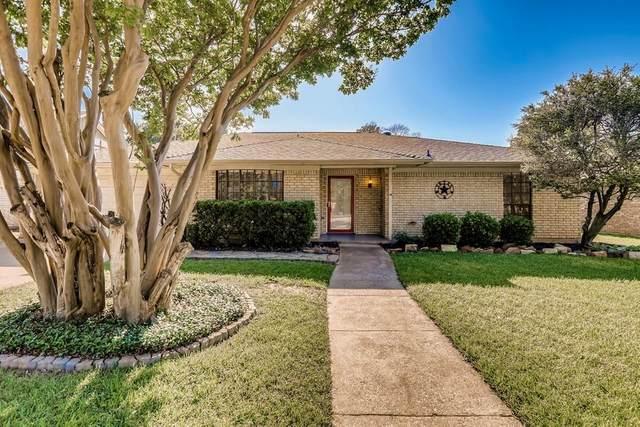 3402 Woodside Drive, Arlington, TX 76016 (MLS #14573311) :: The Rhodes Team