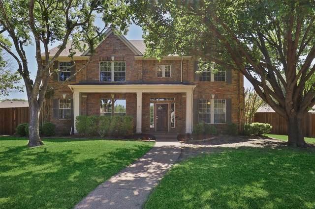 284 Lost Creek Drive, Sunnyvale, TX 75182 (MLS #14573313) :: Premier Properties Group of Keller Williams Realty