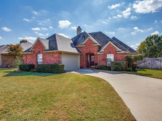 5208 Tartan Circle, Denton, TX 76208 (MLS #14573314) :: The Mauelshagen Group