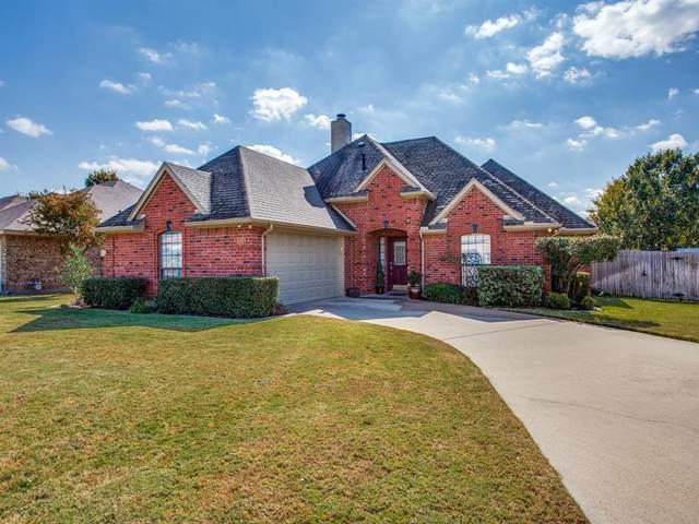 5208 Tartan Circle, Denton, TX 76208 (MLS #14573314) :: Frankie Arthur Real Estate