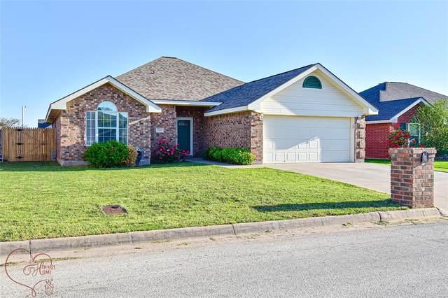 1325 Princeton Street, Abilene, TX 79602 (MLS #14573360) :: The Mauelshagen Group